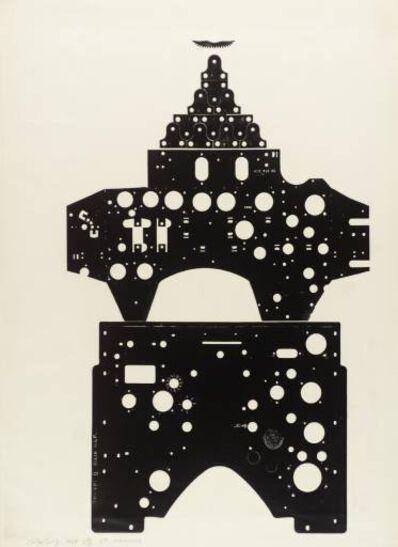 Colin Self, '5th Monument', 1964