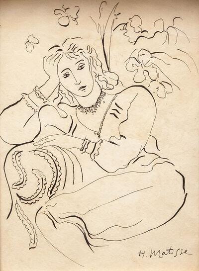 Henri Matisse, 'Figurative', 1900-1954