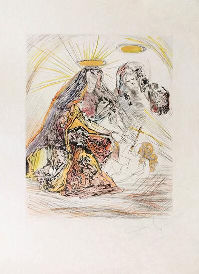 Salvador Dalí, 'Sainte Anne', 1965