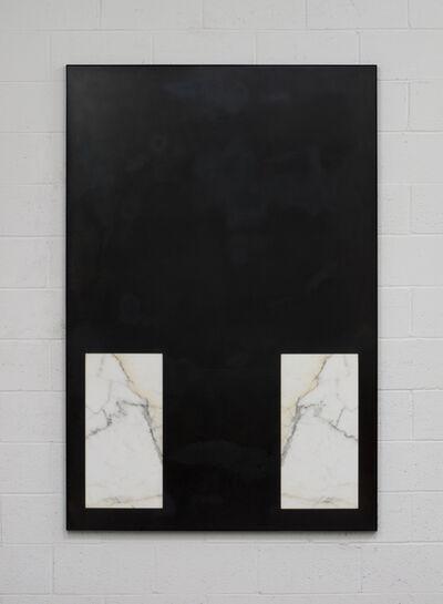 Devin Farrand, 'Double Carrara Plate', 2017