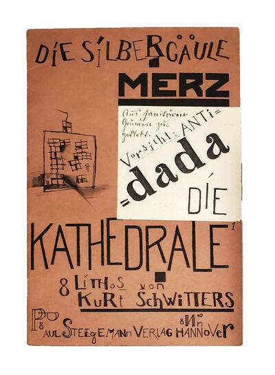 Kurt Schwitters, 'Die Kathedrale', 1920