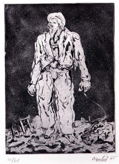 Georg Baselitz, 'Der Hirte', 1965