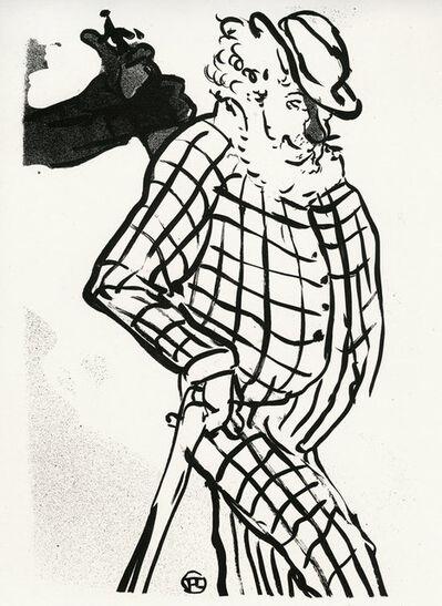 Henri de Toulouse-Lautrec, 'Chanteur Américain ', 1893