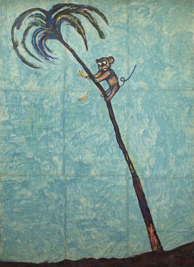 Alfredo Prior, 'En cada sueño habita una pena', 1985