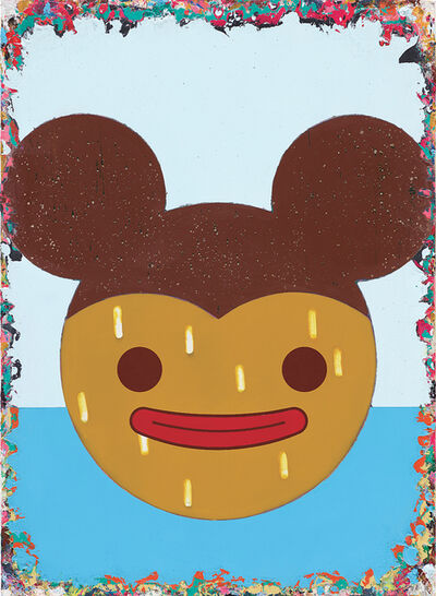 Lai Chiu-Chen, 'The Fake Mickey Smiling in a Cold Sweat', 2013