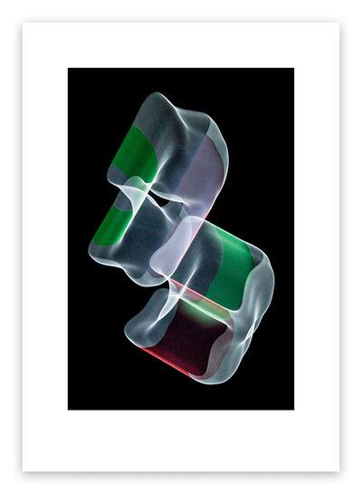 Luuk de Haan, 'Diaphanous Dance 14 (Abstract photography)', 2013
