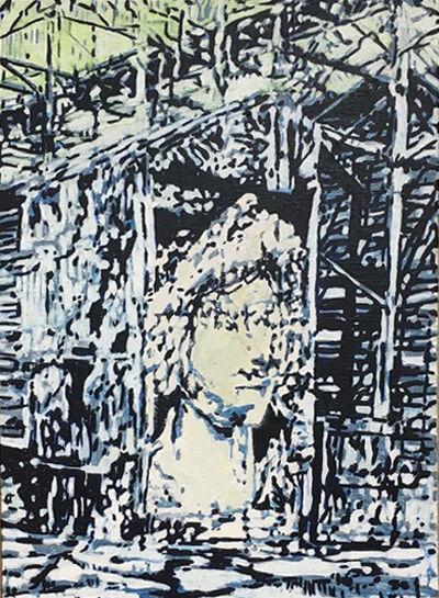 "Colin Waeghe, 'Still - after the drawing ""Still"" ', 2015"