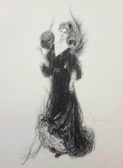 Maurice Eliot, 'Parisienne', 1903