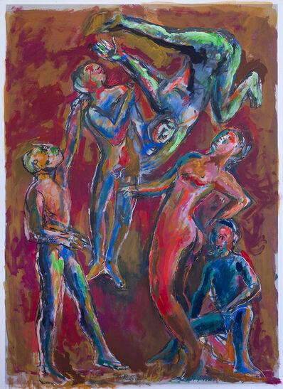 Dario Fo, 'Le danze oscene del Risus Paschalis', 2011