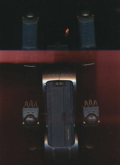 Yuri Pattison, 'AIBO, overcoming modernity, scan 5'