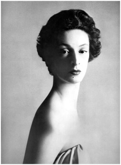 Richard Avedon, 'Marella Agnelli, New York Studio', 1953