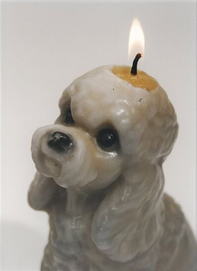 Liliana Porter, 'Candle/Dog', 2008