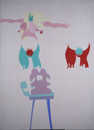 Jan Dobkowski, 'Słaba Płeć / The Weaker Sex', 1971