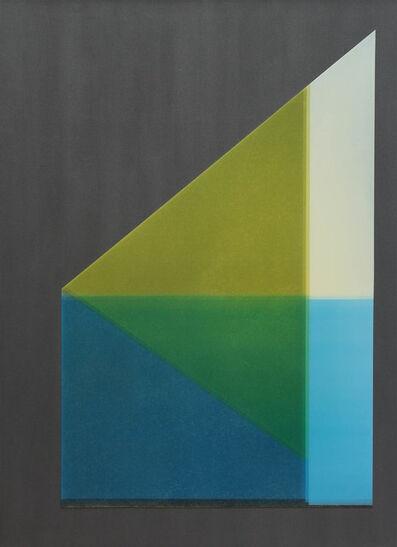 Jonathan Forrest, 'Grey Sail', 2016
