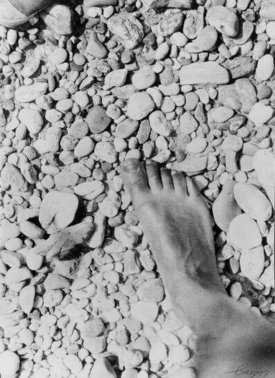 Herbert Bayer, 'Senza titolo (Piede)', 1940