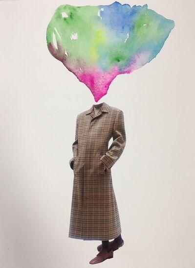 greet weitenberg, 'Thoughts', 2018