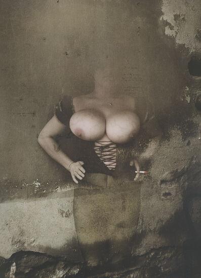 Jan Saudek, 'Elusive Dream', Prague 1977