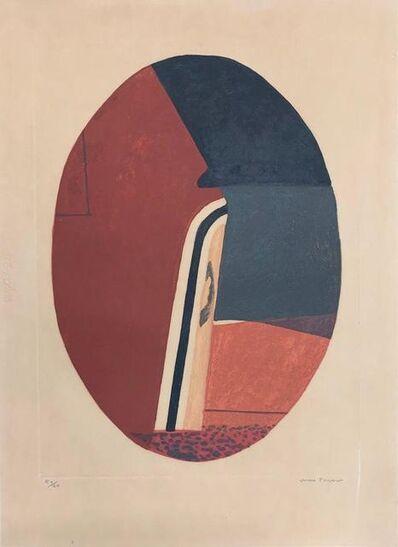 Max Papart, 'Les chemins de la Lumière', 1968