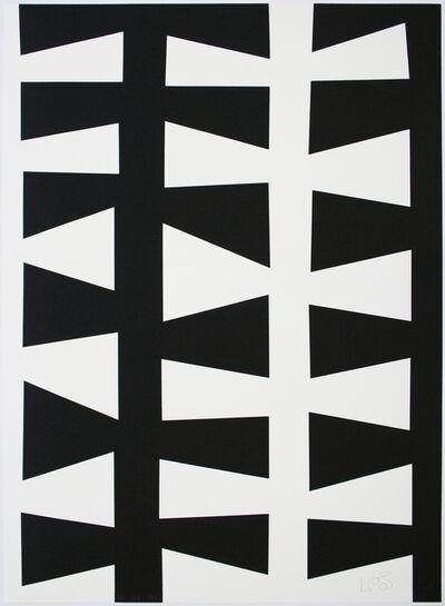 Leon Polk Smith, 'Werkubersicht/Work-Overview E', 1952-1987