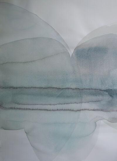 Teresa Pera, 'Cal.ligrafies d'aigua 5', 2017