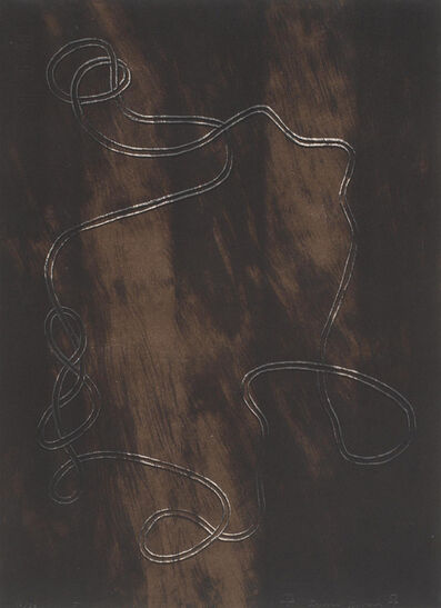 Anni Albers, 'Line Involvement I', 1964