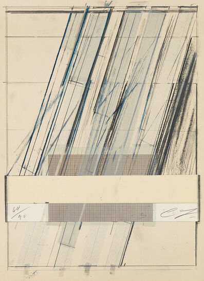 Cy Twombly, 'Untitled (Homage to Picasso)', 1973