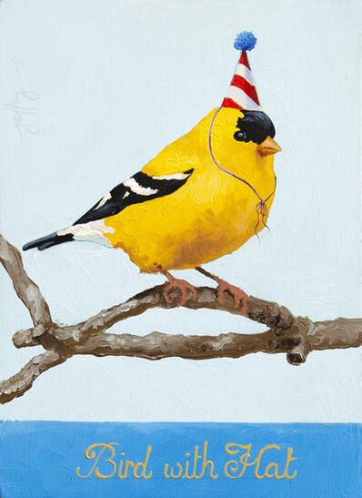 """Geoffrey Gersten, '""""Bird With Hat""""', 2019"""