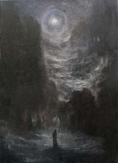 Sebastian Martinez Fadic, 'Moonlight', 2018