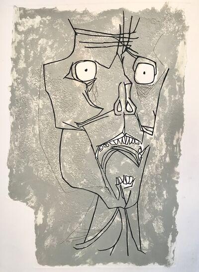 Oswaldo Guayasamín, 'El Grito', 1973