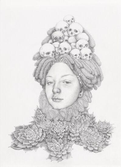 Chikako Okada, 'Infanta Suculentas', 2019