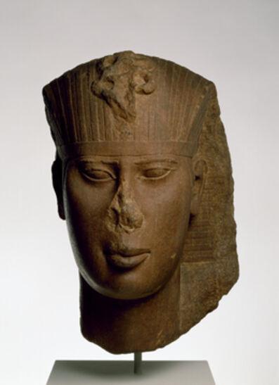 'Head of King Amasis', ca. 560 B.C.