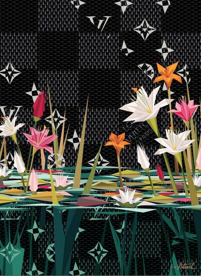 Naturel, 'Luxurious Lilies II', 2018