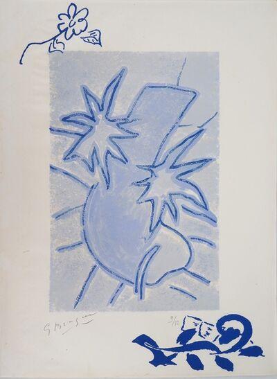 Georges Braque, 'Dahlias', 1955