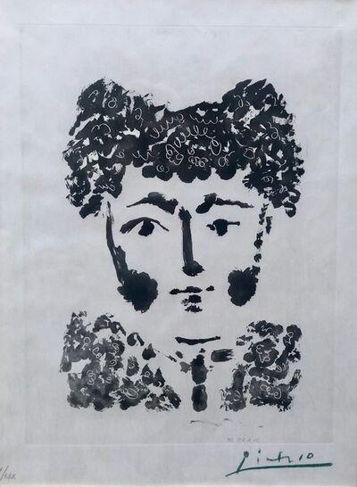 "Pablo Picasso, 'Torero, from ""Le Carmen des Carmen""', 1964"