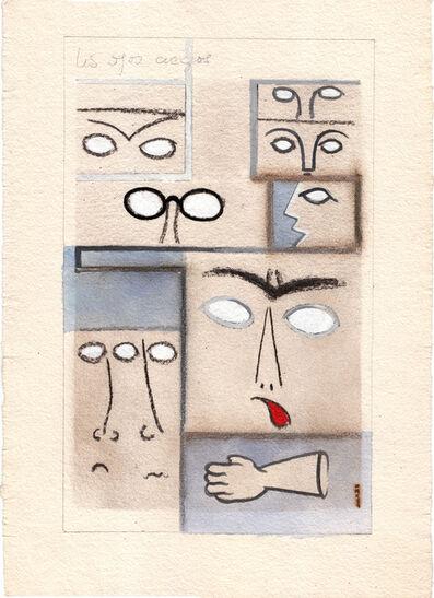 Margarita Paksa, 'Untitled (from the series Ojos ciegos)', 1977