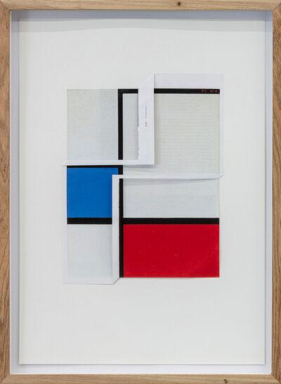 Nino Cais, 'Mondrian', 2020