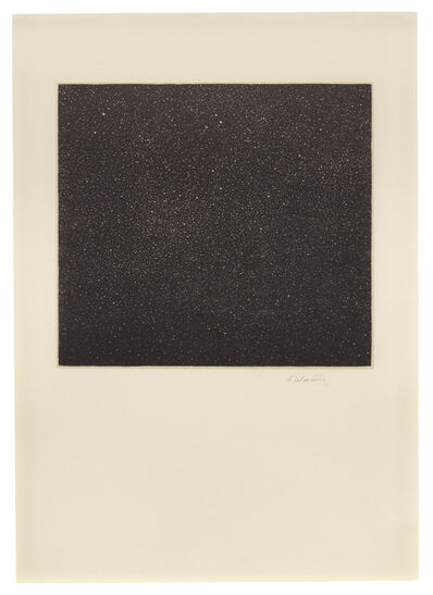 Vija Celmins, 'Night Sky', 1997