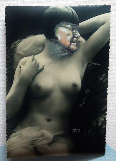 Juan Carlos Noria aka Dixon, 'Postcard series (Nudes) 3', 2012