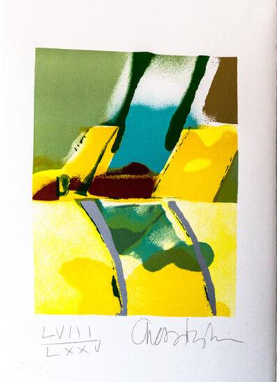 John Chamberlain, 'Flashback 1', 1981