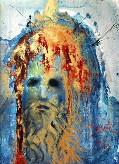 Salvador Dalí, 'Biblia Sacra: Nabuchodonosor Rex Babulonis (Nebuchadnezzar King of Babylon) 2-11', 1964