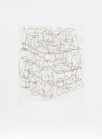 Tony Cragg, 'Glass Stack I', 2007