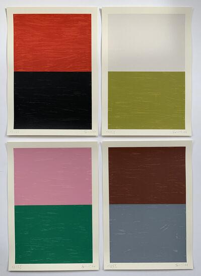 """Günther Förg, '""""Berliner Serie""""', 2001"""