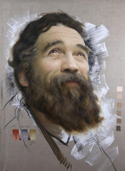 Cesar Santos, 'Michelangelo', 2016