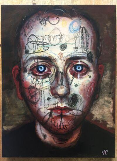 Timothy Cummings, 'SELF PORTRAIT 117 BEDFORD AVE', 2002