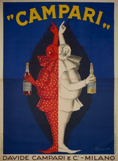 """Leonetto Cappiello, '""""CAMPARI""""', 1921"""