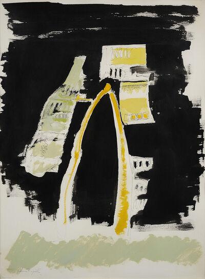 Norma Redpath, 'Bronze Tree', 1981
