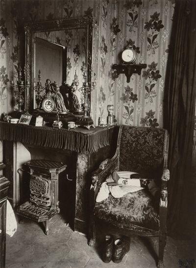 Jean-Eugene-Auguste Atget, 'Paris Interior'