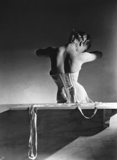 Horst P. Horst, 'The Mainbocher Corset, Paris', 1939