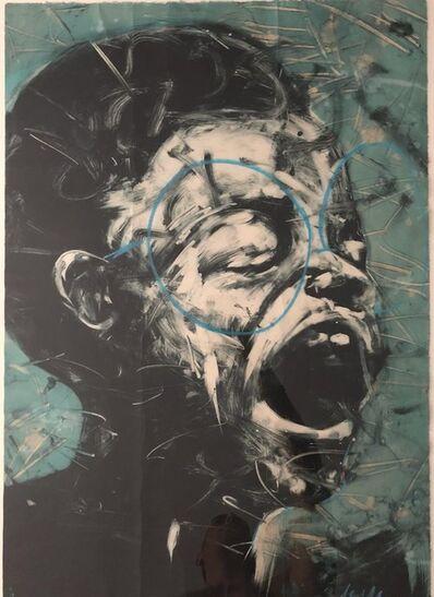 Nelson Makamo, 'Blue', 2016