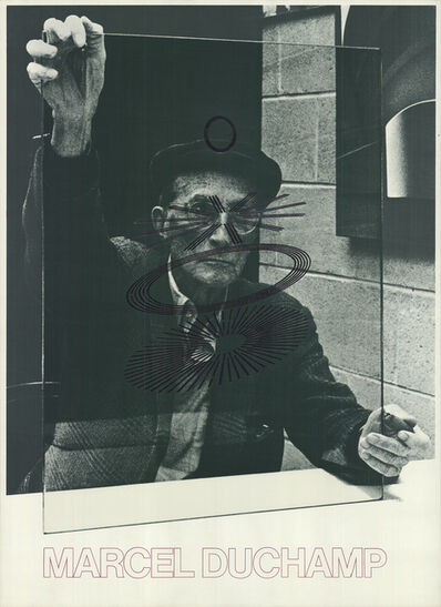 Marcel Duchamp, 'The Oculist Witnesses', 1968
